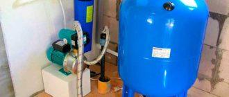 Изготовление и монтаж безмембранного гидробака своими руками После установления системы и насосной станции, всегда хочется максимально сэкономить на потребляемой энергии. Это достигается минимизацией количества насосных запусков