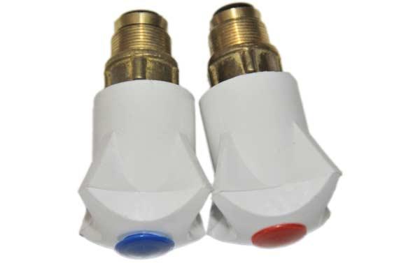 Пластиковые вентили для смесителя