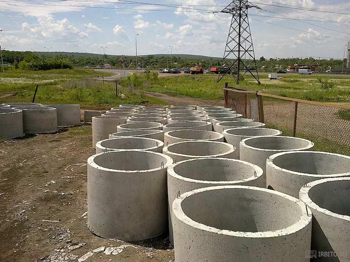 Правила покупки бетонных колец