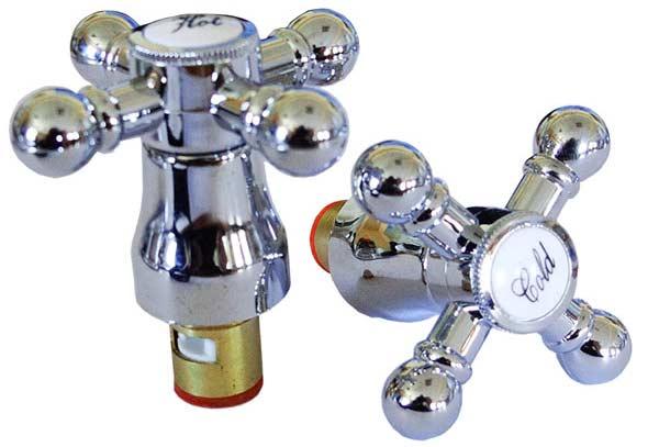 Металлические вентили для смесителя