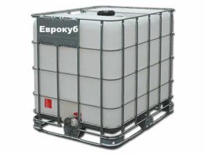 Кубические емкости для воды