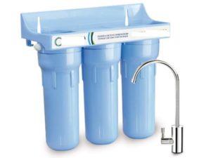 Фильтр для воды с краником