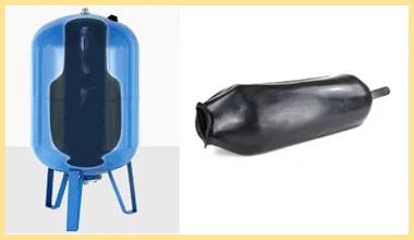 Гидроаккумулятор и мембрана
