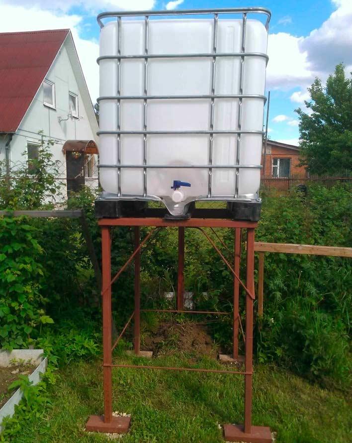 ЕВрокуб для полива участка