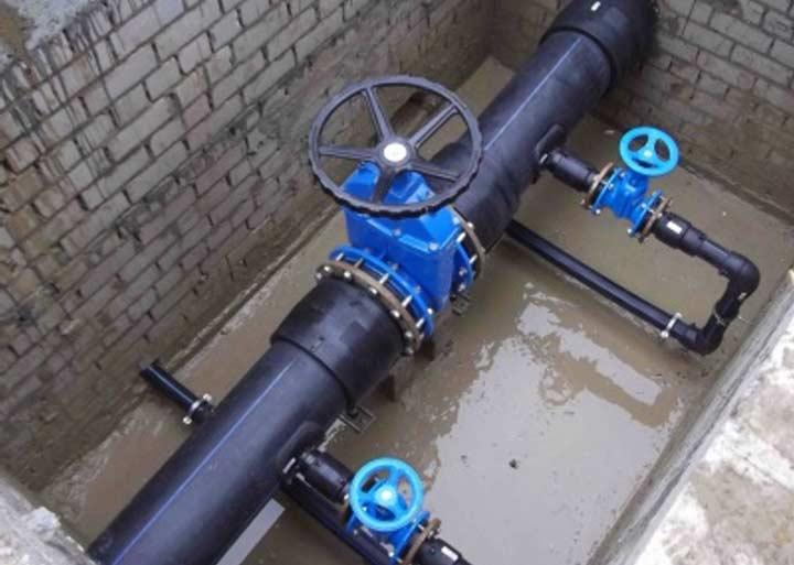 Центральный водопровод