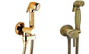 Латунный гигиенический душ