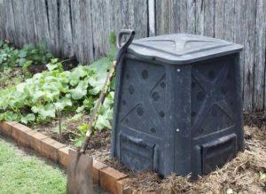 Контейнер для компоста