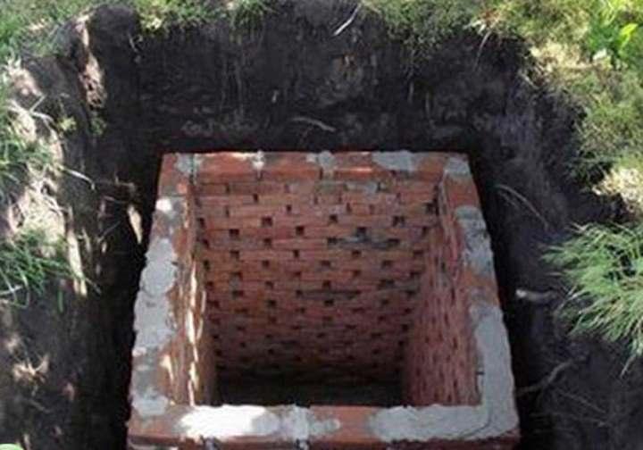 Как сделать сливную яму правильно в частном доме