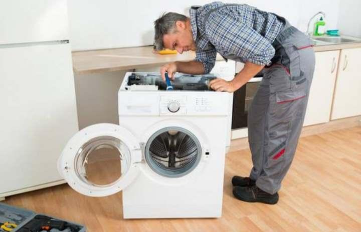 Стиральная машина не сливает воду веко