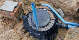 Биофильтр как вид канализации для дома