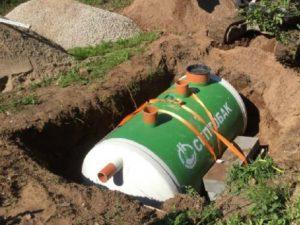 Септобак как вид канализации для дома