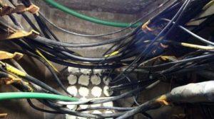 Висящие кабели