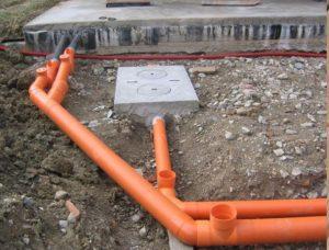 Трубы для наружной системы канализации