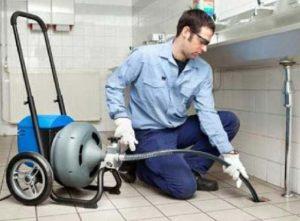 Гидрочистка канализации