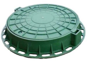 Пластиковый люк для канализации