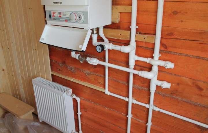 Самостоятельный монтаж отопления из полипропиленовых труб в частном доме