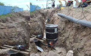 Задачи канализации и водоотведения