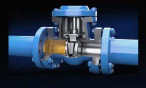 Водопроводные устройства для остановки подачи воды используют во время проведения технических работ на трубопроводах