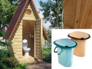 Унитаз для дачного-уличного туалета: разновидности и особенности монтажа- Обзор +Видео