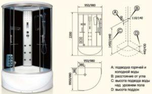 Материалы, из которых выполнены детали устройства, такие же, что и у открытых моделей.