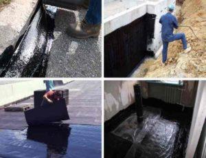 битумно – каучуковый состав