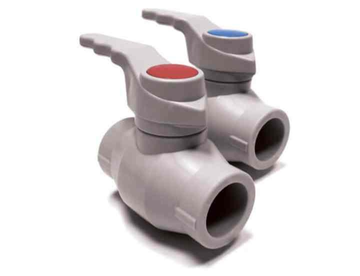 защитный тип служит во время аварий, чтобы останавливать полностью течение воды в трубах