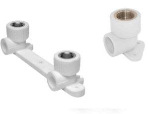 запорный тип представляет собой вентили с кранами, для перекрывания подачи воды по системе3