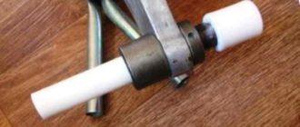 Сочетания цифр с буквами на трубах дают информацию о диаметре изделия