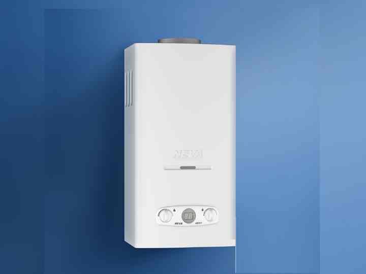 Данной мощности устройства достаточно для одного водозаборного узла, к примеру, ванной или кухни.
