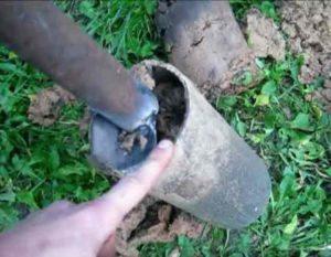 Для изготовления устройства требуется подбор трубы