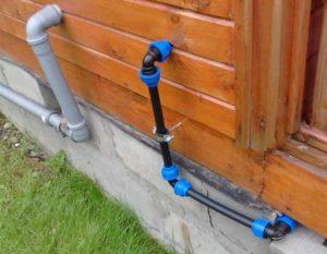 Особенности водопровода стационарного типа