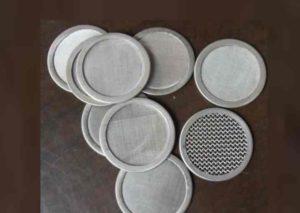Сетка для фильтра скважины галунного типа: применение, виды