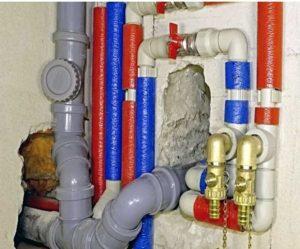Монтаж и разводка водопровода в частном доме: схемы, особенности прокладки