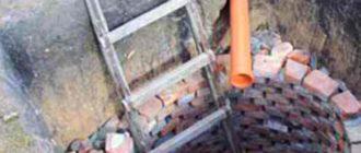 Плюсы сооружения из кирпича.Кирпич в качестве материала для постройки септика имеет много преимуществ.