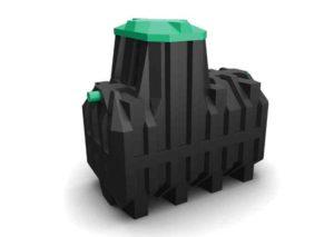 септика похожие технические характеристики, как у очистного сооружения Танк