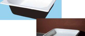 Отверстие для стоковых вод в чаше тоже отличаются размерами в каждой модели