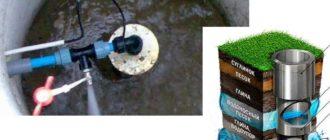 Особенности устройства водозаборных источников