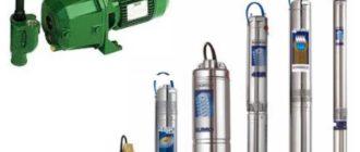 Центробежный погружной насос может работать в скважинах с любыми условиями