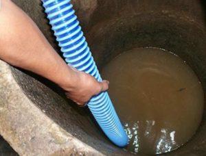 Оптимальным вариантом для установки в скважине на песок считается насос погружной центробежного типа