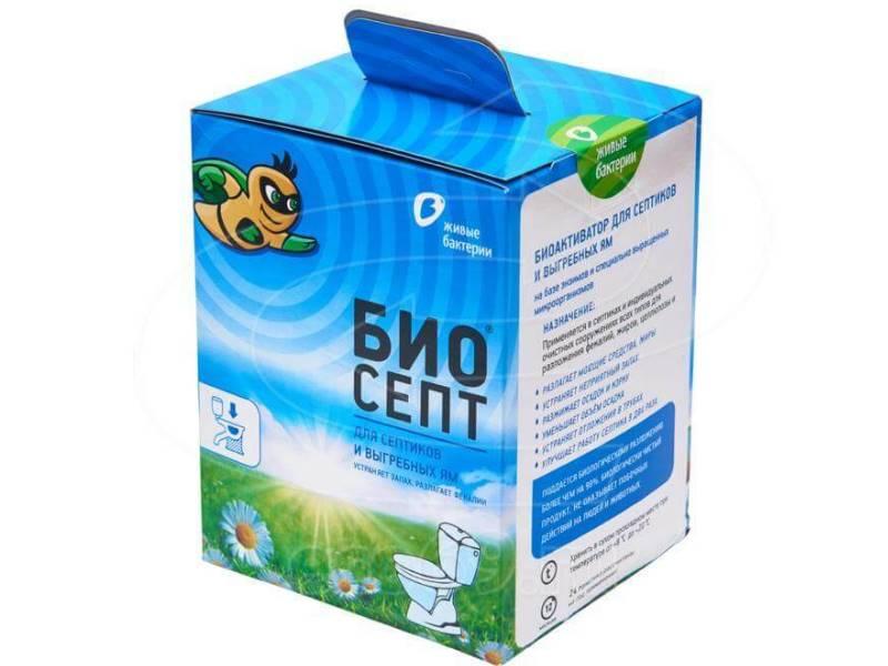 Топ лучших биопрепаратов для переработки стоковых вод