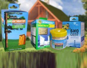 Топ 6 лучших препаратов для дачных туалетов и выгребных ям: марки, особенности средств