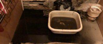 Чтобы при эксплуатации канализации не возникало проблем