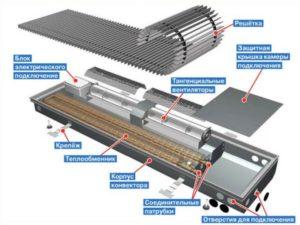 2.конвекторы могут работать, если теплоноситель имеет низкую температуру.